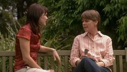 Rosie Cammeniti, Prue Brown in Neighbours Episode 5438