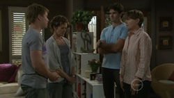 Ringo Brown, Susan Kennedy, Frazer Yeats, Prue Brown in Neighbours Episode 5439