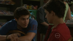 Declan Napier, Zeke Kinski in Neighbours Episode 5439