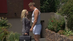 Samantha Fitzgerald, Dan Fitzgerald in Neighbours Episode 5440