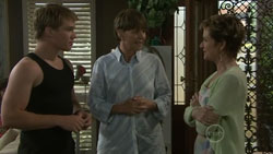 Ringo Brown, Prue Brown, Susan Kennedy in Neighbours Episode 5440