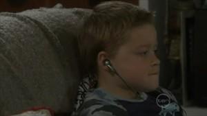 Callum Jones in Neighbours Episode 5484