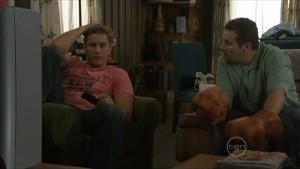 Dan Fitzgerald, Toadie Rebecchi in Neighbours Episode 5484