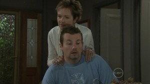 Susan Kennedy, Toadie Rebecchi in Neighbours Episode 5487