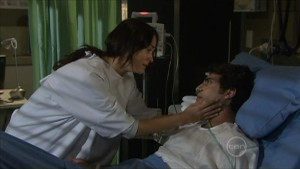Carmella Cammeniti, Marco Silvani in Neighbours Episode 5487