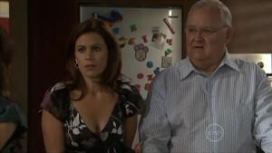 Rebecca Napier, Harold Bishop in Neighbours Episode 5489
