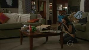 Carmella Cammeniti in Neighbours Episode 5489