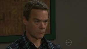Paul Robinson in Neighbours Episode 5491