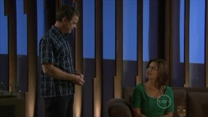 Paul Robinson, Rebecca Napier in Neighbours Episode 5491