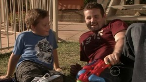 Callum Jones, Toadie Rebecchi in Neighbours Episode 5491