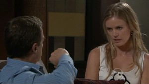 Paul Robinson, Elle Robinson in Neighbours Episode 5498
