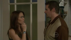 Libby Kennedy, Toadie Rebecchi in Neighbours Episode 5498