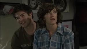 Declan Napier, Bridget Parker in Neighbours Episode 5510