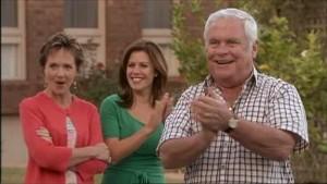 Susan Kennedy, Rebecca Napier, Lou Carpenter in Neighbours Episode 5510