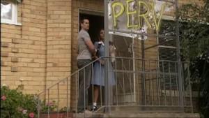 Angus Henderson, Rachel Kinski in Neighbours Episode 5510
