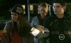 Rachel Kinski, Donna Freedman, Declan Napier in Neighbours Episode 5531