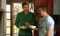 Dan Fitzgerald, Toadie Rebecchi in Neighbours Episode 5531
