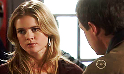 Elle Robinson, Paul Robinson in Neighbours Episode 5536