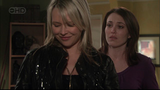 Steph Scully, Libby Kennedy in Neighbours Episode 5565
