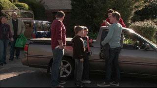 Miranda Parker, Steve Parker, Toadie Rebecchi, Callum Jones, Mickey Gannon, Ringo Brown, Zeke Kinski in Neighbours Episode 5567