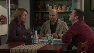 Miranda Parker, Steve Parker, Toadie Rebecchi in Neighbours Episode 5567