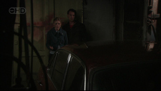 Elle Robinson, Lucas Fitzgerald in Neighbours Episode 5567
