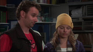 Lucas Fitzgerald, Donna Freedman in Neighbours Episode 5568