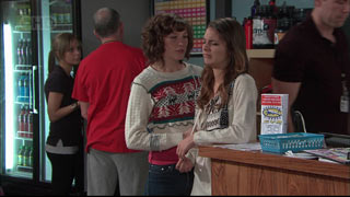 Bridget Parker, Rachel Kinski in Neighbours Episode 5570