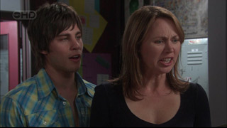 Ty Harper, Miranda Parker in Neighbours Episode 5570