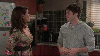Rebecca Napier, Declan Napier in Neighbours Episode 5570