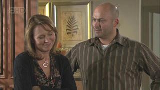 Miranda Parker, Steve Parker in Neighbours Episode 5571