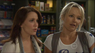 Libby Kennedy, Steph Scully in Neighbours Episode 5572