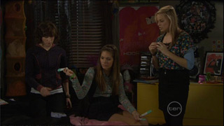 Bridget Parker, Rachel Kinski, Donna Freedman in Neighbours Episode 5572