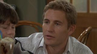Ben Kirk, Dan Fitzgerald in Neighbours Episode 5573