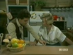 Paul Robinson, Helen Daniels in Neighbours Episode 0183