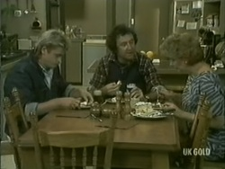 Shane Ramsay, Max Ramsay, Madge Bishop in Neighbours Episode 0184