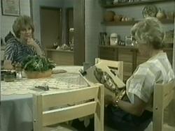 Madge Bishop, Helen Daniels in Neighbours Episode 0184