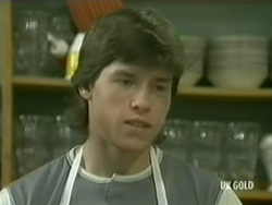 Mike Young in Neighbours Episode 0185