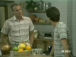 Jim Robinson, Paul Robinson in Neighbours Episode 0185