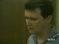 Des Clarke in Neighbours Episode 0185