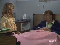 Kelly, Scott Robinson in Neighbours Episode 0188