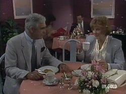 Douglas Blake, Madge Bishop in Neighbours Episode 0188