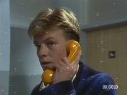 Scott Robinson in Neighbours Episode 0188