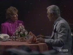 Madge Mitchell, Douglas Blake in Neighbours Episode 0190