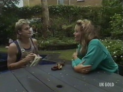 Shane Ramsay, Beth Travers in Neighbours Episode 0190