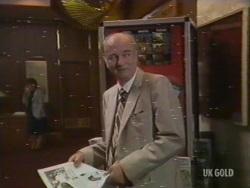 Burt Rawlings in Neighbours Episode 0190