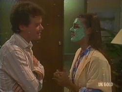 Paul Robinson, Zoe Davis in Neighbours Episode 0191