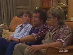Danny Ramsay, Max Ramsay, Shane Ramsay in Neighbours Episode 0191
