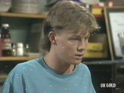 Scott Robinson in Neighbours Episode 0192