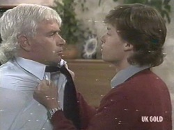 David Young, Mike Young in Neighbours Episode 0192